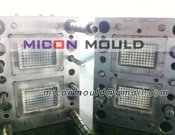 deep well plate mould