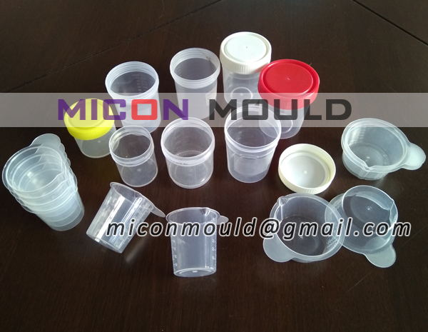 urine cup mould